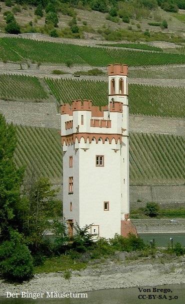 binger maeuseturm